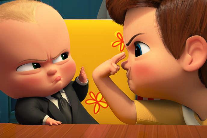 « Baby Boss», le nouveau film d'animation signé Dreamworks.