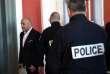 Photo d'archive. Serge Ayoub, à son arrivée au tribunal d'Amiens, le 27 mars 2017.