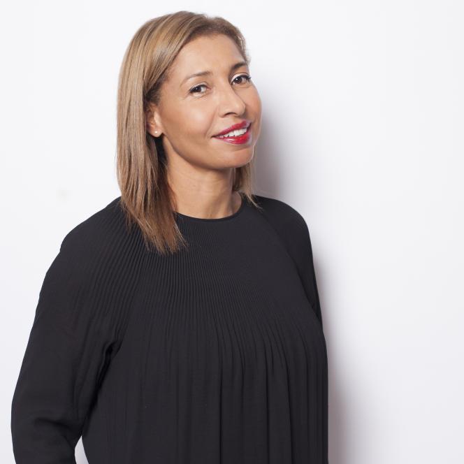 Née en Allemagne de parents allemand et camerounais, la curatrice Marie-Ann Yemsi organise l'exposition «Le Jour qui vient» aux Galeries Lafayette (28mars-10juin), et le focus Afrique de la foire Art Paris Art Fair (30mars-2avril).