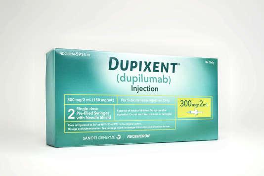 Le Dupixent, nouveau médicament contre l'eczéma