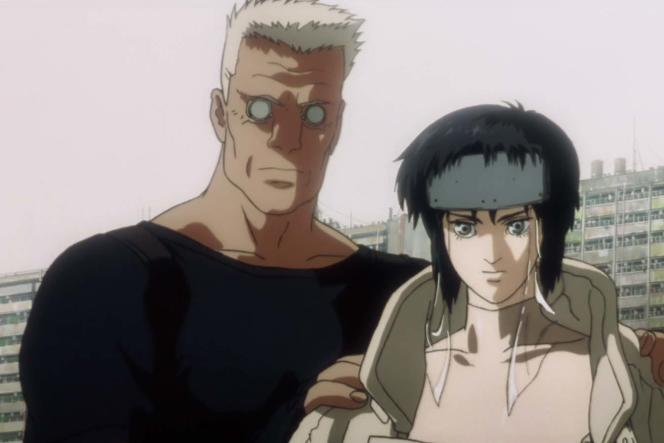 « Ghost in the Shell » (1995), de Mamoru Oshii.