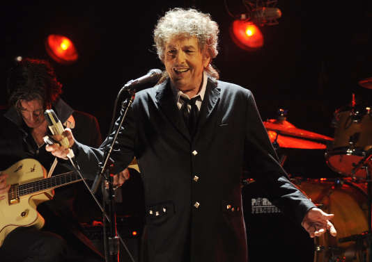 Robert Allen Zimmerman, alias Bob Dylan, 75 ans