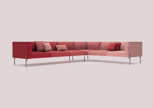 Le canapé Six Shades of Palmer de Fendi Casafait partie des nouveautés.