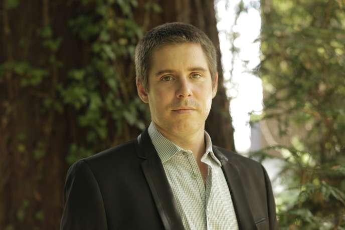Raphaël Cherrier, fondateur et président de Qucit, basée à Bègles.