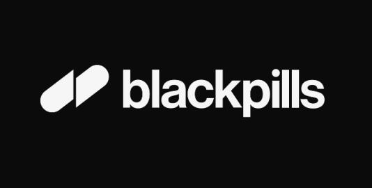Le logo de Blackpills.