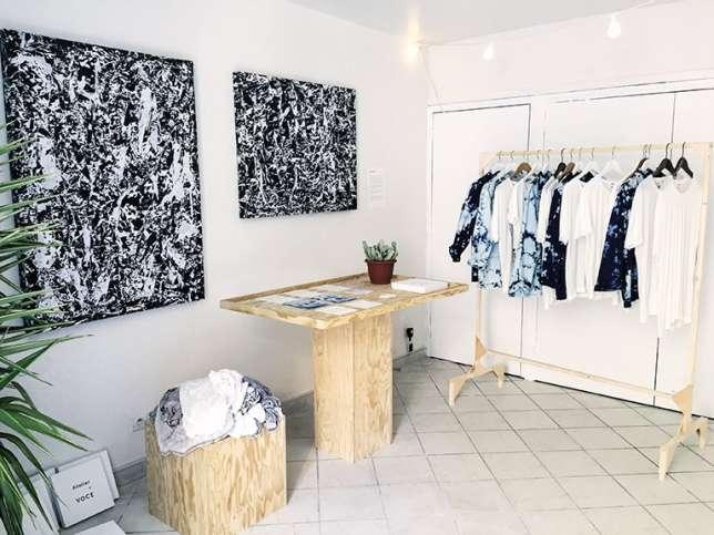 En 2016, pour la Design Parade, Toulon a mis à disposition des commerces vacants.