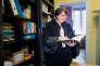 Eliane Huguet, 59 ans, greffière au Tribunal de grande instance de Moulins (Allier).