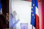 Benoît Hamon, candidat PS à la présidentielle 2017, anime un meeting de campagne au palais des sports Saint-Sauveur à Lille, le 29 mars.