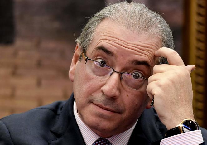 La condamnation d'Eduardo Cunha s'inscrit dans le cadre de l'enquête dite du «lava jato» («lavage express»), scandale de corruption mêlant l'élite de la politique et des affaires à une entreprise de pillage des caisses du groupe pétrolier Petrobras.