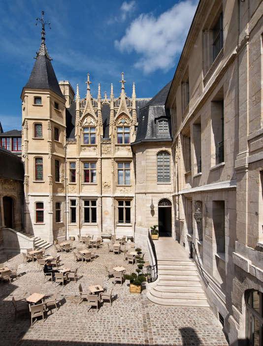 L'Hôtel Bourgtheroulde