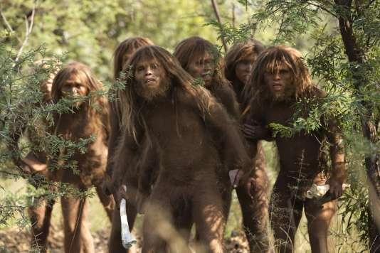 Les origines de l'«Homo naledi».