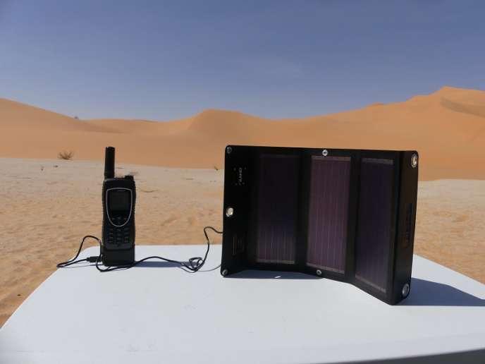 L'équipement téléphonique de Gauthier Toulemonde.
