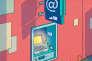 En une quinzaine d'années, les établissements sans agences se sont fait une petite place à l'ombre des grands réseaux traditionnels.