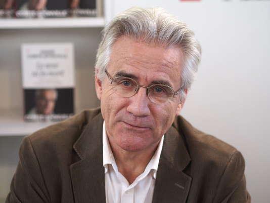 André Comte-Sponville, en 2014.