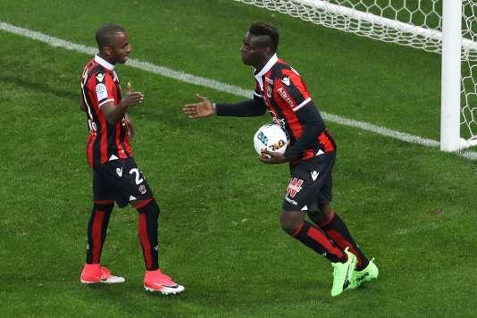 Les Niçois ont battu Bordeaux le 2 avril.