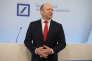 John Cryan, le PDG de la Deutsche Bank, le 2 février.