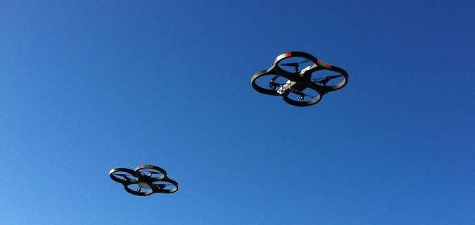 L'entreprise de drones Parrot est à la 24e place des entreprises préférées des élèves des écoles d'ingénieurs. Elle était à la 33e place en 2016.