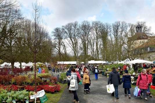 200 exposants viendront fêter les plantes de printemps àSaint-Jean-de-Beauregard.