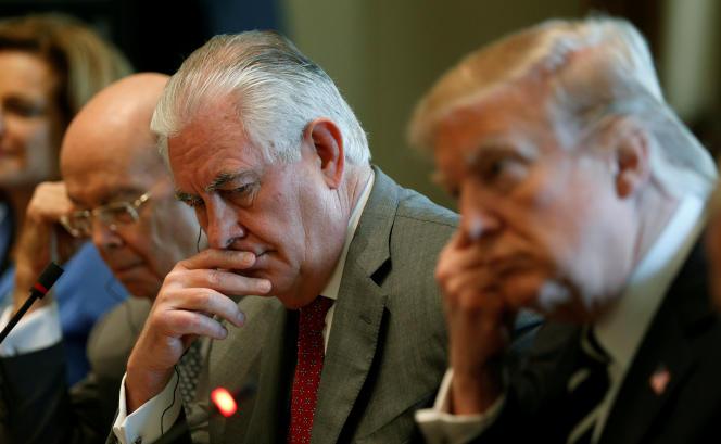 Le président Donald Trump a donné, au secrétaire d'Etat Rex Tillerson, pour instruction de cesser de financer le Fonds des Nations unies pour la population.