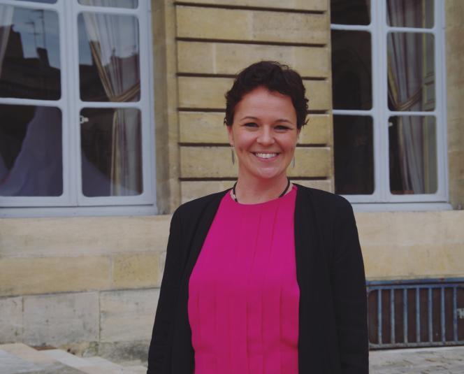 Isabelle Berrier, fondatrice de Welcoming Diasporas