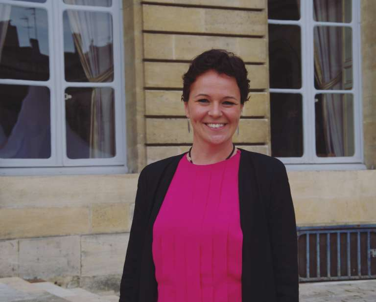 Isabelle Berrier, fondatrice de Welcoming Diasporas