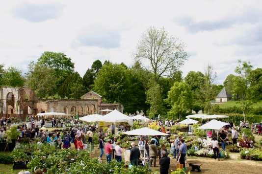 La fête des plantes de la citadelle de Doullens fêtera ses 30 ans cette année.