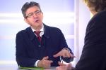 Le candidat de « La France Insoumise » a répondu aux questions d'Arnaud Leparmentier, éditorialiste, sur le plateau du Monde.