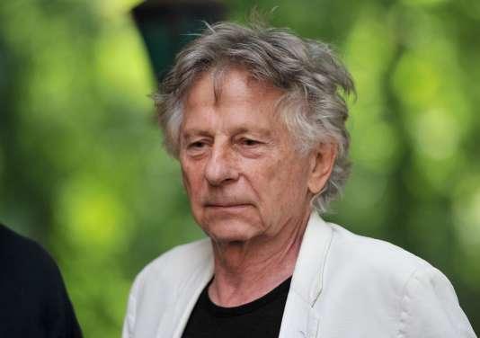 Roman Polanski en août 2016 lors du festival « La forêt des livres », à Chanceaux-près-Loches (Indre-et-Loire).