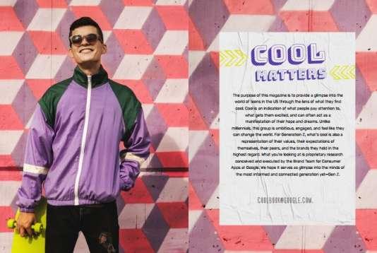 Le jeune avec un skateboard, inamovible avatar du cool depuis des générations.