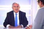 Jean-Pierre Raffarin, de l'équipe de campagne Les Républicains, a répondu aux questions de Nathalie Guibert, journaliste au « Monde ».