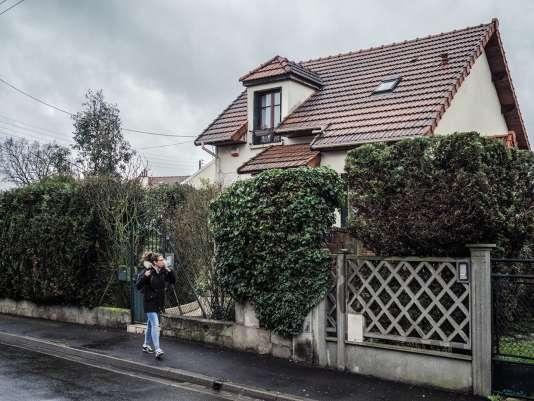 Un logement du quartier sud d'Aulnay-sous-Bois, bien loin des barres d'immeubles qui se dressent au nord.