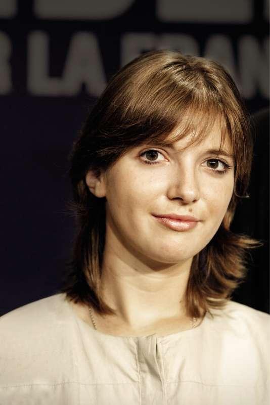 Aurore Bergé :« Un parti, ce n'est pas une caserne. Je ne me suis jamais dit que je ne m'exprimerais pas.»