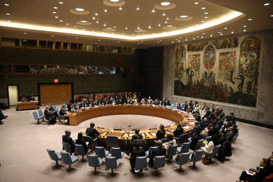 La Russie a jugé « inacceptable » en l'état le projet de résolution présenté par les Etats-Unis, la France et le Royaume-Uni condamnant l'attaque de Khan Cheikhoun.