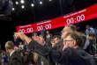 « La crise des deux grands partis de gouvernement n'explique pas à elle seule le goût d'inachevé que laisse cette campagne» (Mardi 4 avril, lors du débat télévisé entre les onze candidats à la présidentielle 2017).