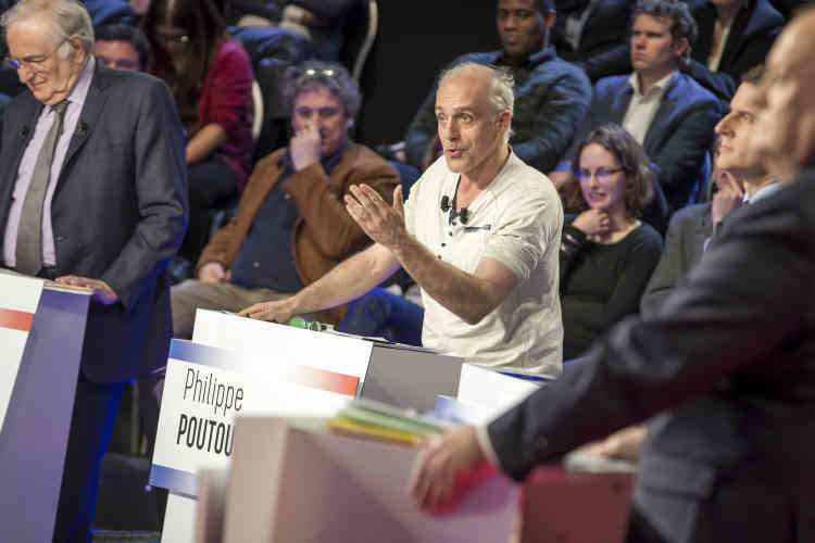 Philippe Poutou : «Nous, quand on est convoqués par la police, nous n'avons pas d'immunité ouvrière, on y va. »