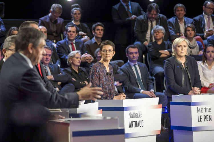 Au sujet du terrorisme, Marine Le Pen a asséné : « La France est une université du djihadisme. »