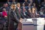 Lors du débat, François Fillon n'a saisi aucune occasion de créer la controverse et de répondre aux attaques de ses adversaires le 4 avril.