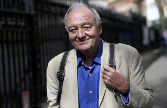 Le travailliste Ken Livingstone, en avril 2016 à Londres.