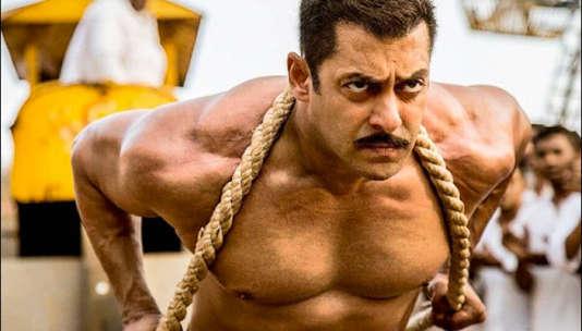Dans « Sultan», Salman Khan incarne un lutteur qui perd la tête après avoir remporté l'or olympique.