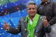 Le socialiste Lenin Moreno, candidat du parti au pouvoir en Equateur, a été officiellement proclamé mardi vainqueur du second tour de l'élection présidentielle.