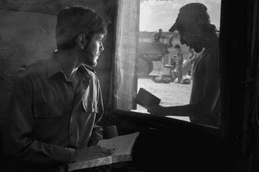 Miguel Nunes dans le film portugais d'Ivo M. Ferreira,« Lettres de la guerre» («Cartas da guerra»).