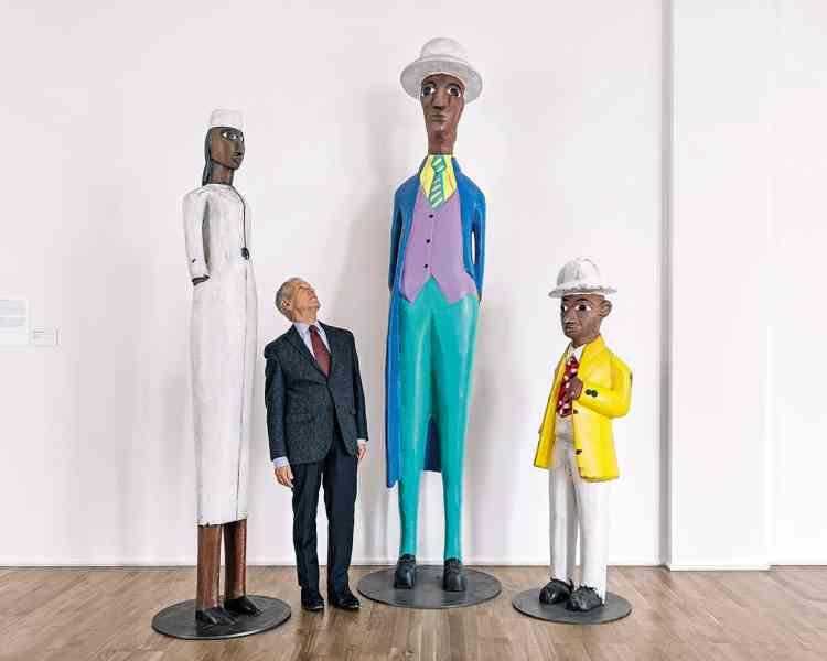 Vincent Timothée, Société des amis du Musée de l'Homme :« La question est : d'où venons-nous, que sommes-nous, où allons-nous ?»