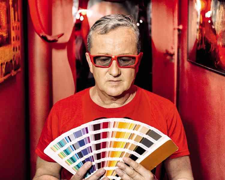 Olivier Guillemin, Comité français de la couleur :« Les couleurs jouent sur l'humeur et la santé. Il faudra attendre l'arrivée d'extraterrestres pour découvrir une nouvelle couleur.»