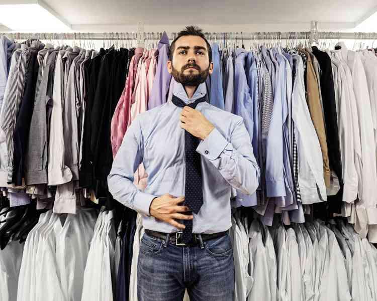 Jacques-Henri Strubel, La Cravate solidaire :« Nous habillons les personnes à la recherche d'un emploi. Nous sommes le bout de la chaîne de la réinsertion.»