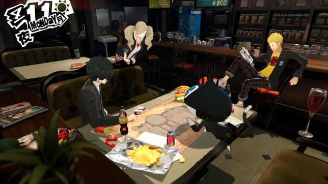 «Persona 5».
