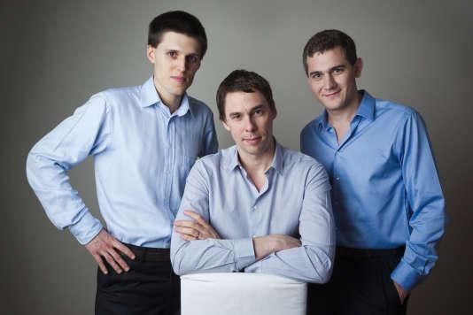 Créée en 2013par Guillaume Liegey, Arthur Muller et Vincent Pons, lastart-up LMPutilise un logiciel baptisé Cinquante Plus Un.