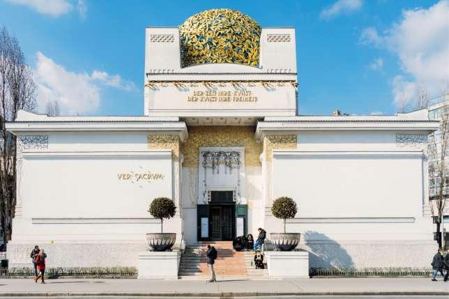 Palais de la Sécession.