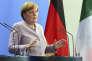 Angela Merkel, la chancelière allemande, à Berlin, le 6 avril.
