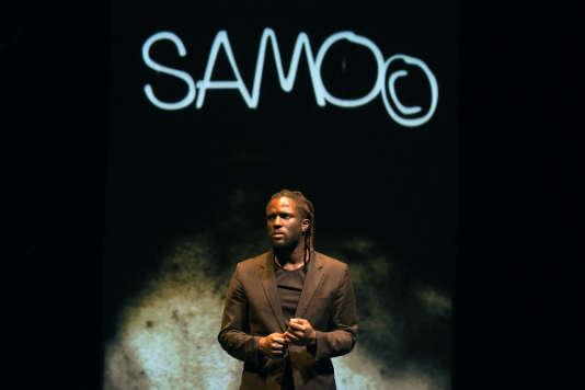 «SAMO. A Tribute to Basquiat», de Koffi Kwahulé, dans une mise en scène de Laëtitia Guédon.