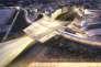 Vue d'artiste représentant la future gare de l'Exposition universelle de Dubaï 2020.